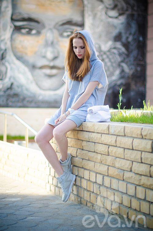 """Eva Icon:  """"Búp bê Nga"""" thời hiện đại - 1"""