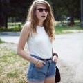 Thời trang - Mặc đẹp với 10 chiếc quần soóc cực hot mùa hè