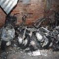 Tin tức - 'Bom xăng' giăng đầy chung cư cũ