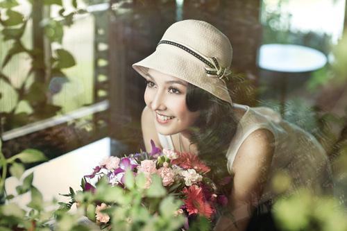 Cùng sao Việt chọn mũ cho chuyến du lịch hè - 14