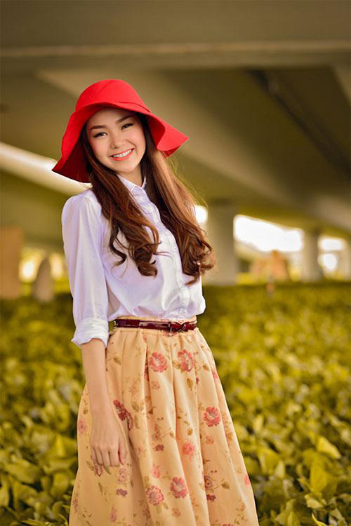 Cùng sao Việt chọn mũ cho chuyến du lịch hè - 8