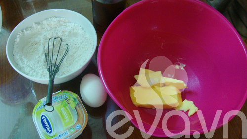 cupcake sua chua de thuong mung sinh nhat - 1