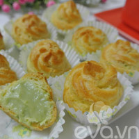 cupcake sua chua de thuong mung sinh nhat - 17