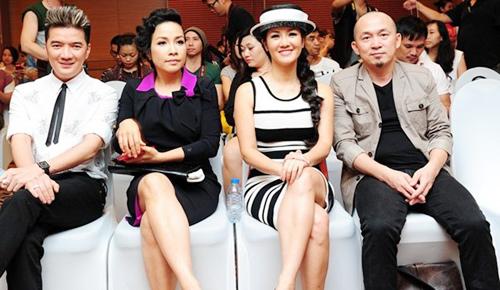 lo bi mat bat ngo cua giong hat viet 2013 - 2