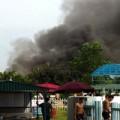 Tin tức - Cháy lớn tại khu vui chơi thiếu nhi Mỹ Đình
