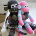 Làm mẹ - F5 tất cũ thành Khỉ bông cho bé