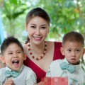 Làm mẹ - Hà Kiều Anh: Riêng chung cũng yêu đều