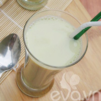 Sữa đậu xanh bổ dưỡng