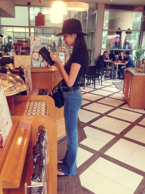 dien quan jeans 'chat' nhu thanh hang - 9