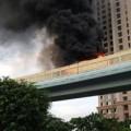 Tin tức - TQ: Xe bus bốc cháy, 42 người chết