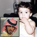 Làng sao - Lộ ảnh 2 tuổi của trai đẹp bị trục xuất