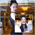 Làng sao - Trương Hồ Phương Nga kiêu sa trong đêm tiệc