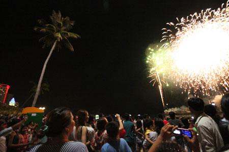"""tieng vong bien xanh"" khai mac festival bien - 10"
