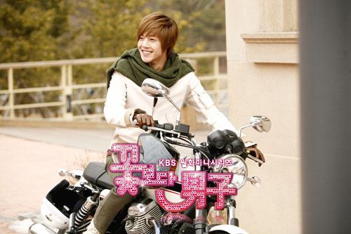 Ai đi moto ngầu nhất màn ảnh Hàn? - 3