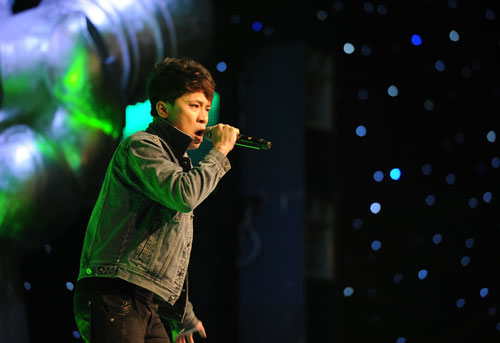 "the voice: gia dinh ""su tu"" kim loan bung no - 7"