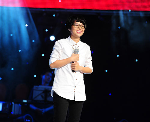 "the voice: gia dinh ""su tu"" kim loan bung no - 10"