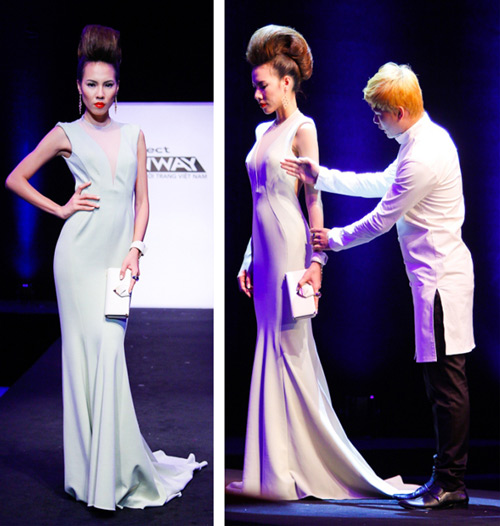 lo top 3 cua project runway - 7