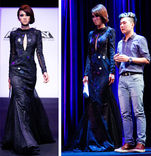 lo top 3 cua project runway - 8