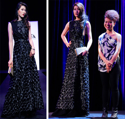 lo top 3 cua project runway - 11