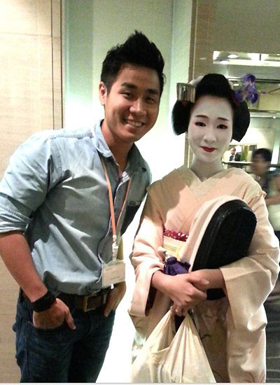 """mc nguyen khang """"do"""" dang ben nang geisha - 4"""