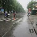 Tin tức - Nắng nóng chấm dứt, thủ đô Hà Nội mưa mát