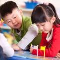 3-5 tuổi - Nghèo vẫn cho con học trường Quốc tế