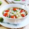 Bếp Eva - Bún thịt nấu chua cho bữa sáng