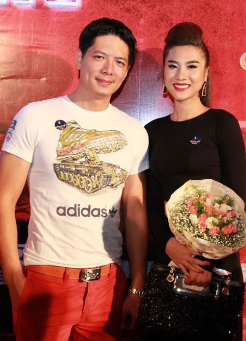 "angela phuong trinh ""bong mat"" sau scandal - 6"