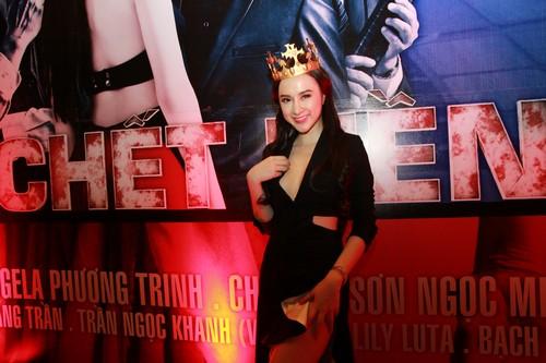 "angela phuong trinh ""bong mat"" sau scandal - 3"