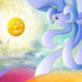 """Mẹ kể con nghe: """"Thần gió và mặt trời"""""""