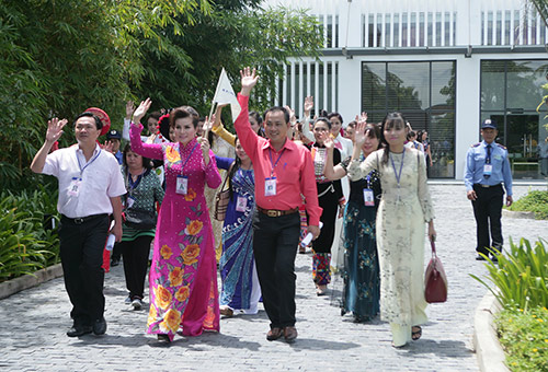 Thí sinh HH các dân tộc đã có mặt tại Hội An-2