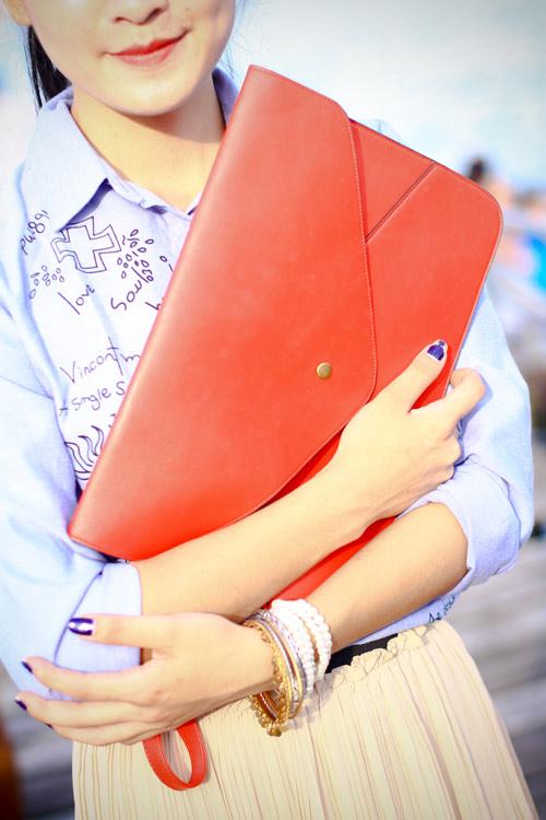 Xì-tai tinh nghịch của cô sinh viên trường Báo-14