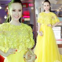 Angela Phương Trinh xinh như công chúa