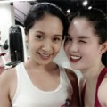 Làng sao - Ngọc Trinh đọ sắc cùng diễn viên Thanh Thúy