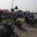 Tin tức - Ô tô tải đâm xe đạp, một phụ nữ chết thảm