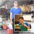 Làng sao - Kasim Hoàng Vũ đi chợ nấu ăn cho mẹ