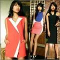 Thời trang - Lookbook sắc màu công sở của Roland Mouret