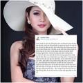 Làng sao - Jennifer Phạm xin lỗi vì giấu chuyện có bầu