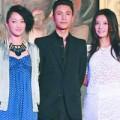 Làng sao - Triệu Vy bác tin bất hòa với Châu Tấn, Trần Khôn