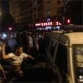 Tin tức - TQ: Dân nổi giận đập phá xe cảnh sát