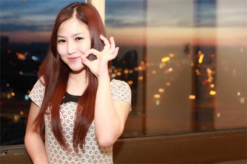 """angela phuong trinh khoe mat """"khong son phan"""" - 9"""