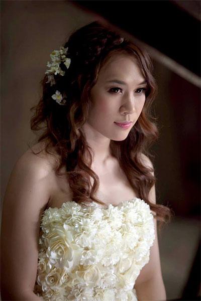 """angela phuong trinh khoe mat """"khong son phan"""" - 13"""