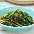 Bếp Eva - Kim chi lá hẹ Hàn Quốc