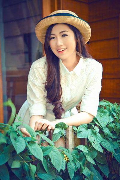 "ngoc trinh - ""co nang dam boc"" dang yeu - 13"