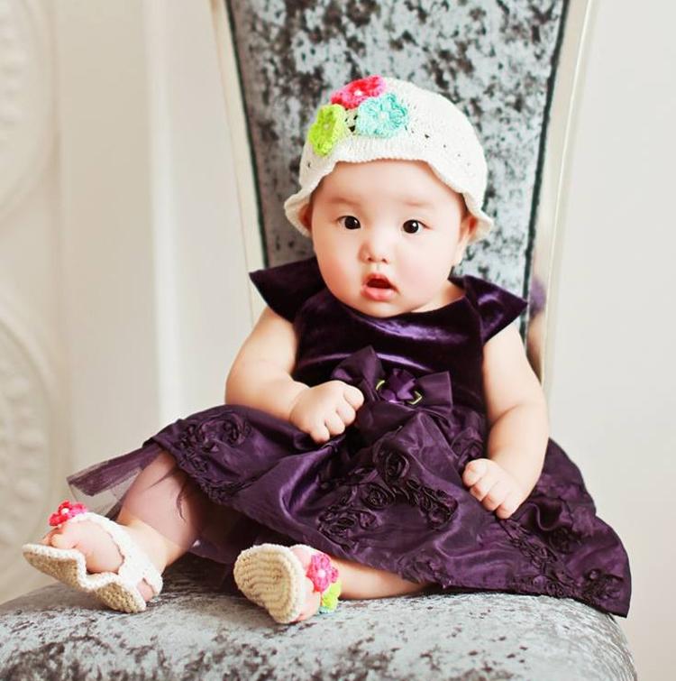 Xin chào cả nhà, con xin tự giới thiệu con tên là Trần Gia Anh, sinh ngày 16/11/2012.