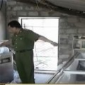 Tin tức - Nghệ An: Bắt cơ sở sản xuất giò bẩn