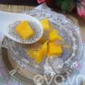 Bếp Eva - Lạ miệng với chè xoài hạt é