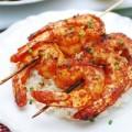 Bếp Eva - Tôm xiên nướng kiểu Hàn