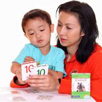 Cách mẹ Gấu dạy con học toán cực siêu