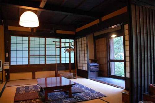 Vẻ đẹp bình yên của nhà truyền thống Nhật Bản - 10